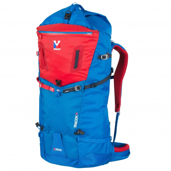 Mountaineering - backpack - Blue TRILOGY 35 Millet