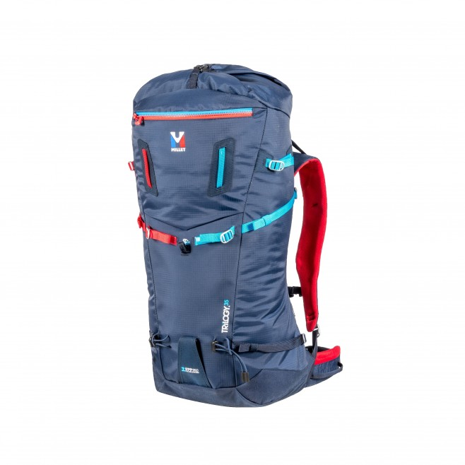 Backpack - mountaineering - navy-blue TRILOGY 35 Millet