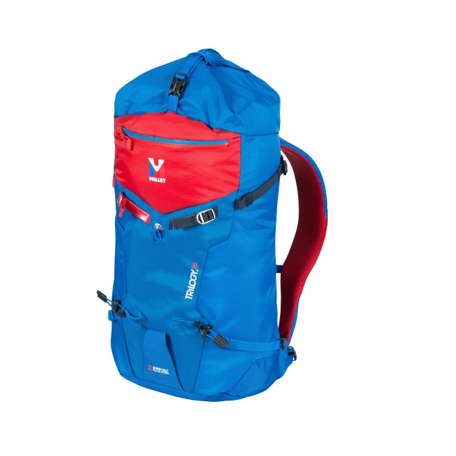 Backpack - mountaineering - blue TRILOGY 25 Millet