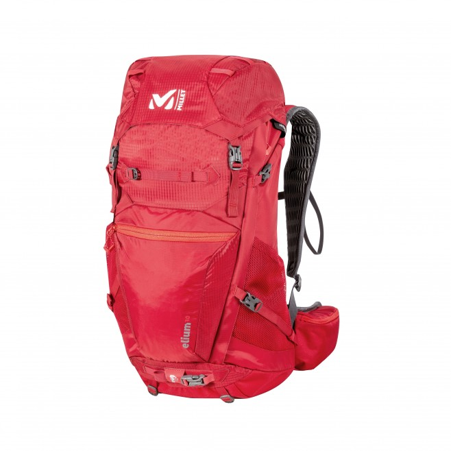 Trekking - Men's backpack - Red ELIUM 30 Millet