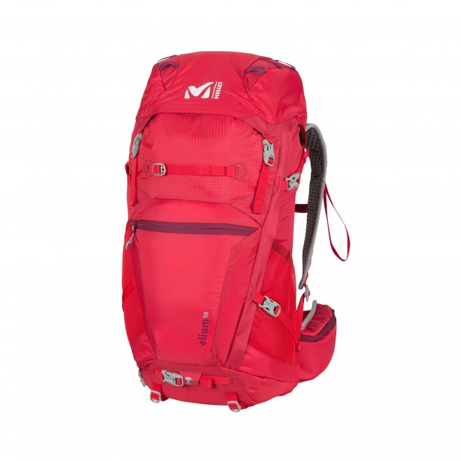 Women's backpack - hiking - pink ELIUM 30 LD Millet