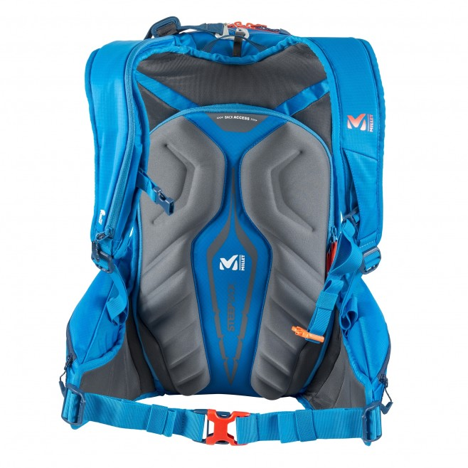 Backpack - ski - grey STEEP PRO 27 Millet 2