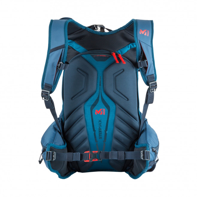 Backpack - blue STEEP PRO 20 Millet 2