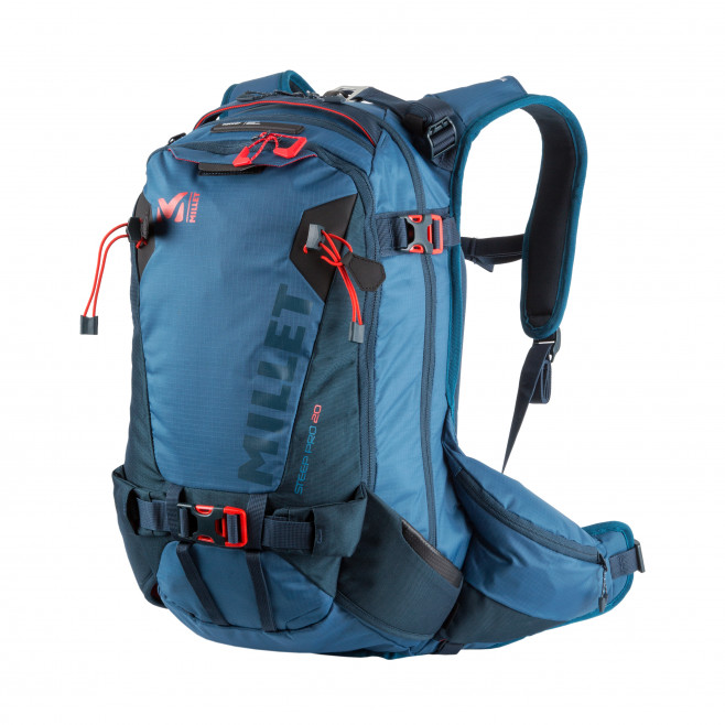 Backpack - blue STEEP PRO 20 Millet