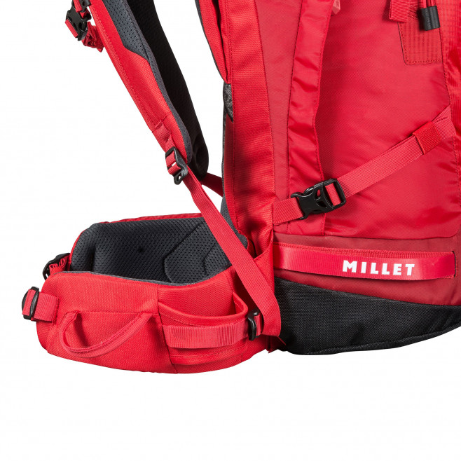 Backpack - red PEUTEREY INTEGRALE 35+10 Millet 6