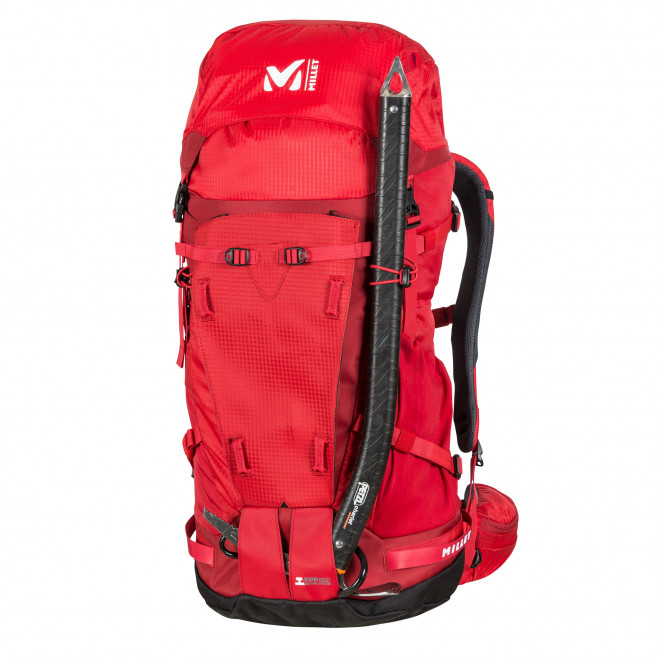 Backpack - red PEUTEREY INTEGRALE 35+10 Millet 8