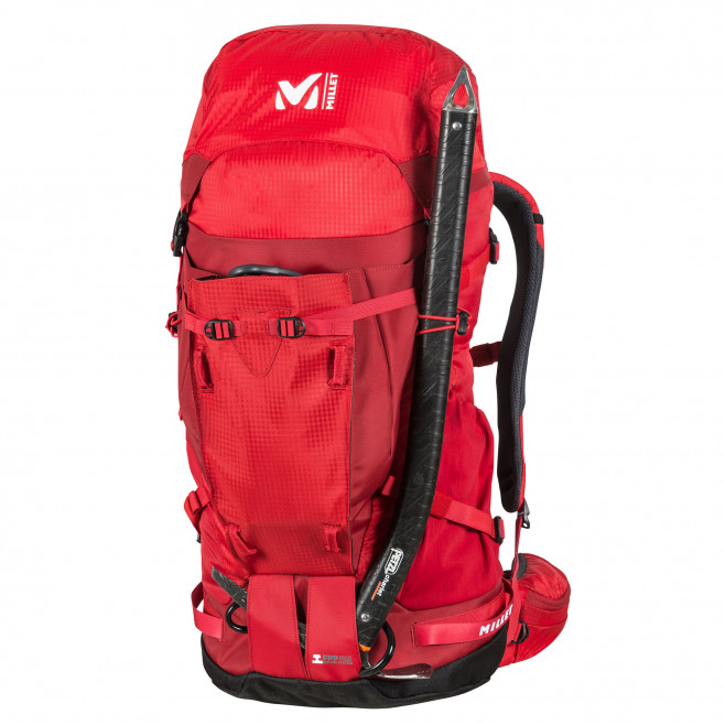 Backpack - red PEUTEREY INTEGRALE 35+10 Millet 2