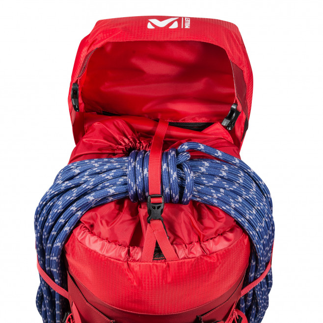 Backpack - red PEUTEREY INTEGRALE 35+10 Millet 5