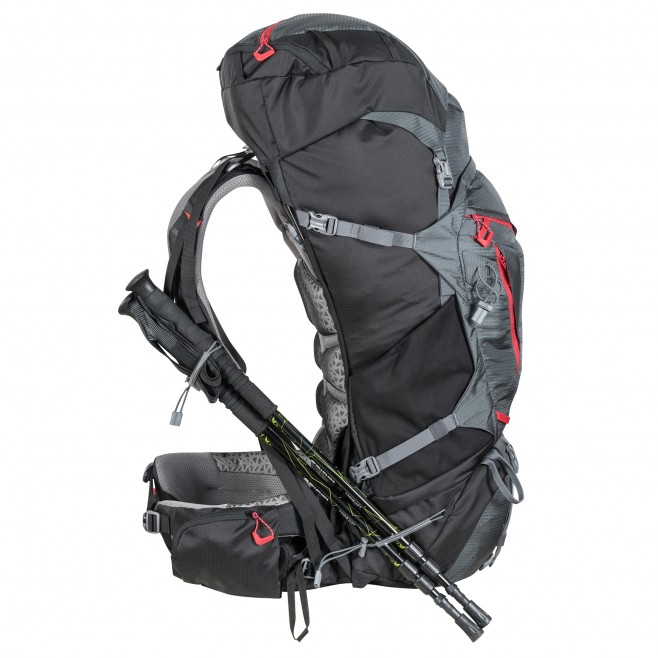 Backpack - trekking - blue MOUNT SHASTA 65+10 Millet 9