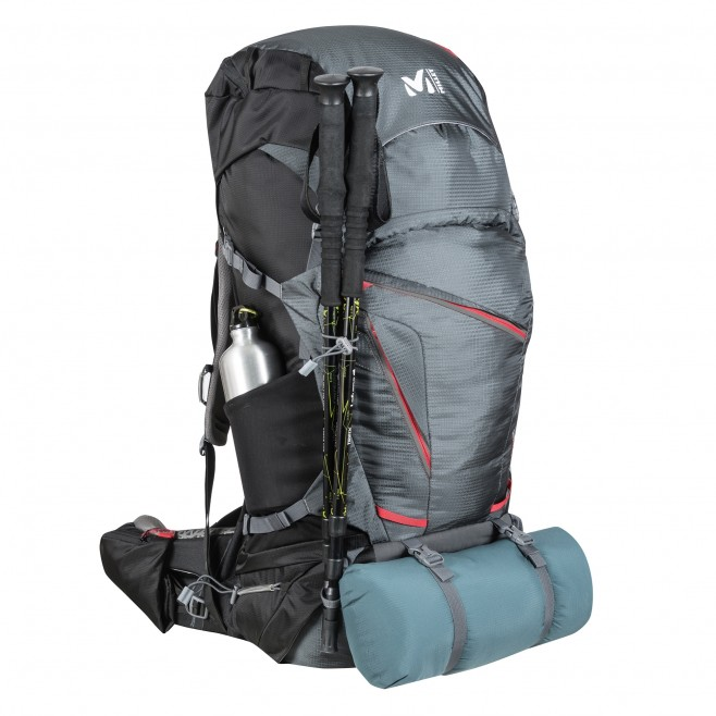 Backpack - trekking - blue MOUNT SHASTA 65+10 Millet 13