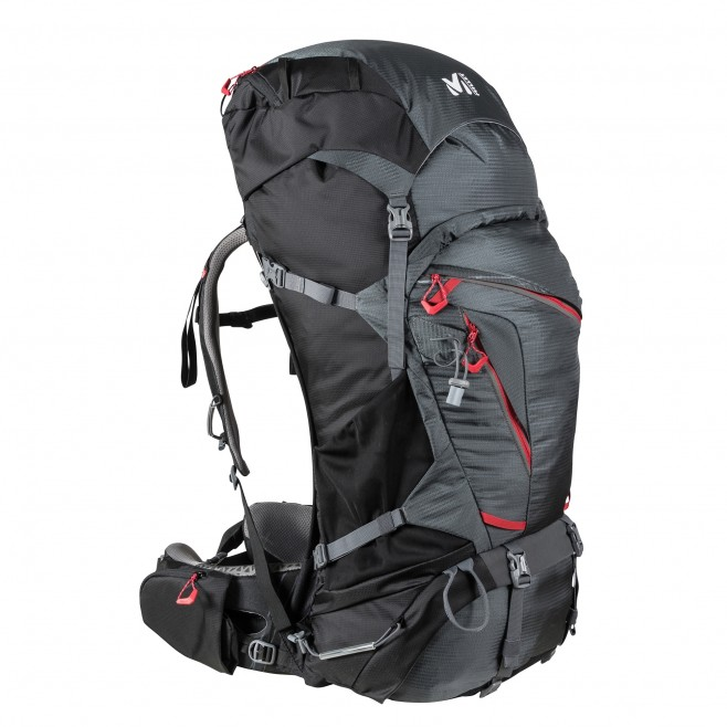 Backpack - trekking - blue MOUNT SHASTA 65+10 Millet 10