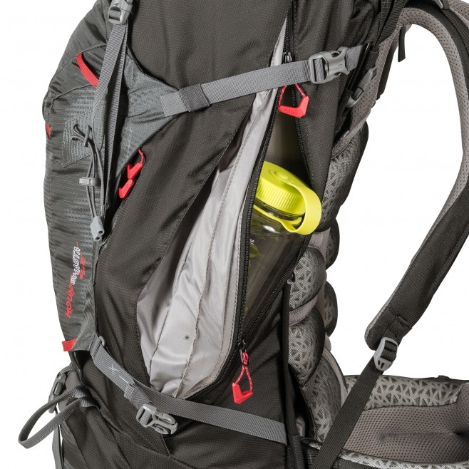 Backpack - trekking - blue MOUNT SHASTA 65+10 Millet 16