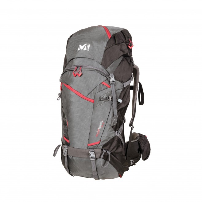 Backpack - trekking - grey MOUNT SHASTA 55+10 Millet