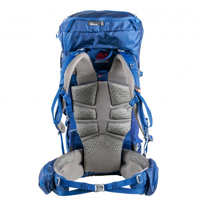 Backpack - trekking - grey MOUNT SHASTA 55+10 Millet 2