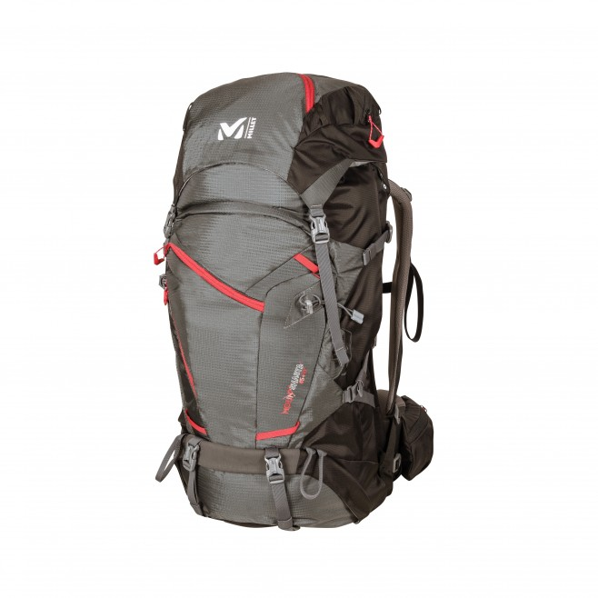 Backpack - trekking - grey MOUNT SHASTA 45+10 Millet