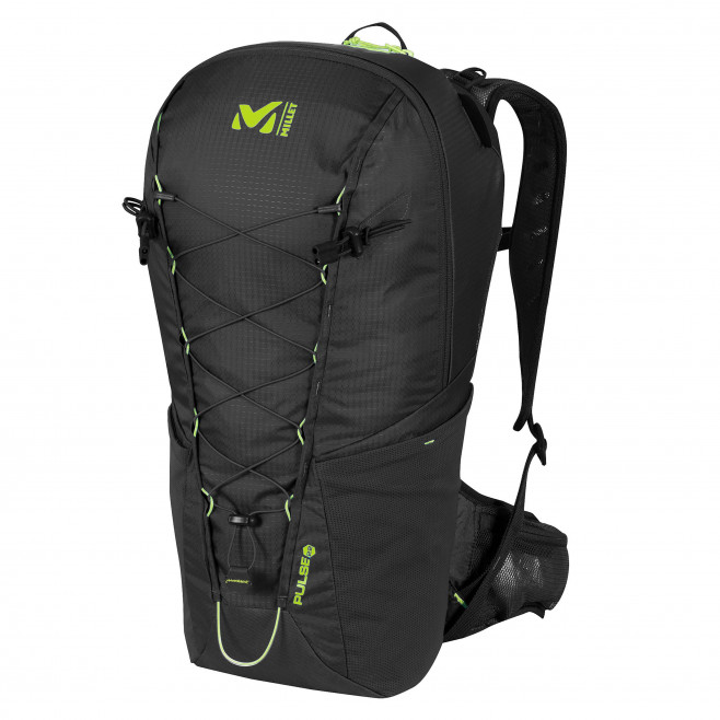 Backpack - trail running - black PULSE 22 Millet