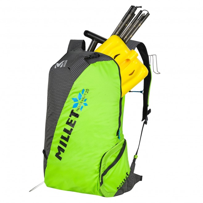 Backpack - green PIERRA MENT 20 Millet 7