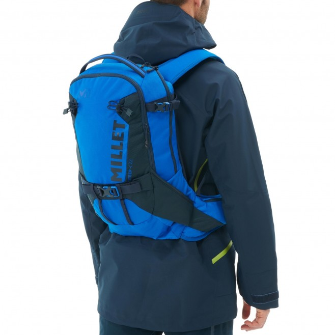 backpacks - blue STEEP 22 Millet 4