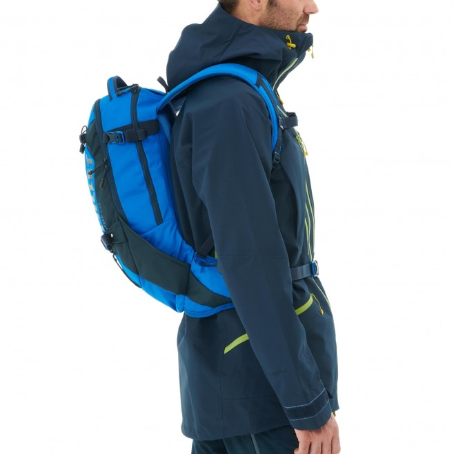 backpacks - blue STEEP 22 Millet 5