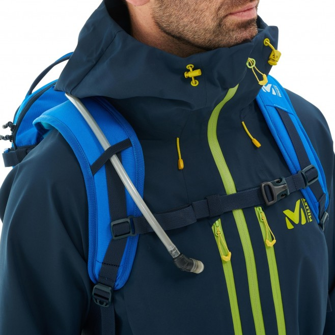backpacks - blue STEEP 22 Millet 8