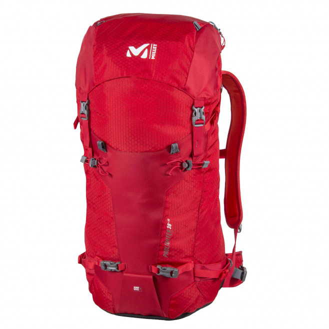 Backpack - red PROLIGHTER 38+10 Millet 2