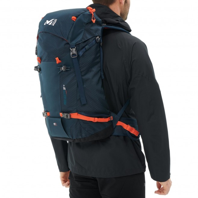 backpacks - navy-blue PROLIGHTER 30+10 Millet 4