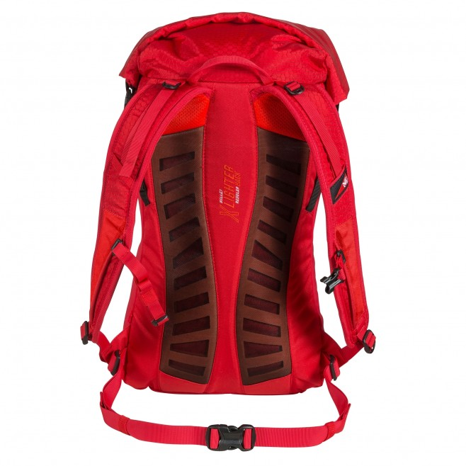 Backpack - mountaineering - red PROLIGHTER SUMMIT 18 Millet 5