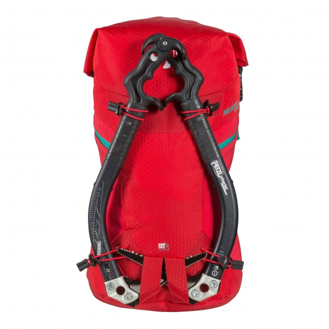 Backpack - mountaineering - red PROLIGHTER SUMMIT 18 Millet 3