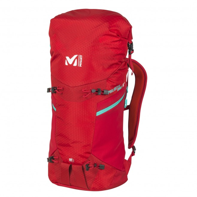 Backpack - mountaineering - red PROLIGHTER SUMMIT 18 Millet 4