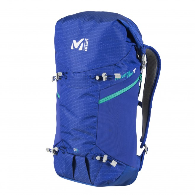 Backpack - mountaineering - purple PROLIGHTER SUMMIT 18 Millet