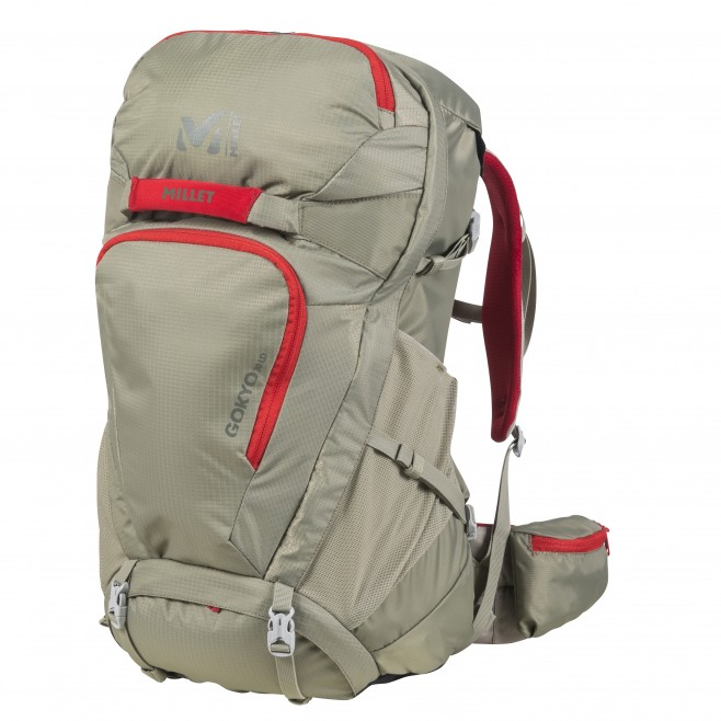 40769a3a0ad3 ... Women s backpack - hiking - khaki GOKYO 30 LD Millet ...