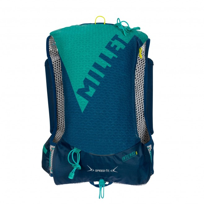 Backpack - trail running - blue INTENSE 5 Millet 4