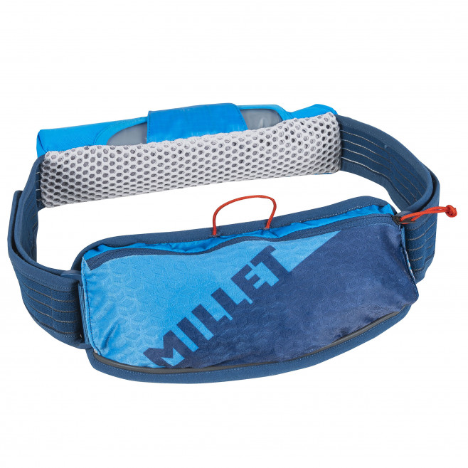 Backpack - trail running - blue INTENSE BELT Millet