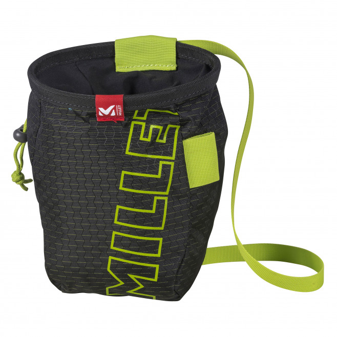 Chalk bag - black ERGO CHALK BAG Millet