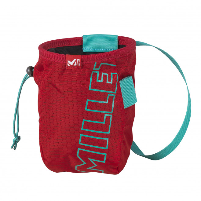 Chalk bag - red ERGO CHALK BAG Millet