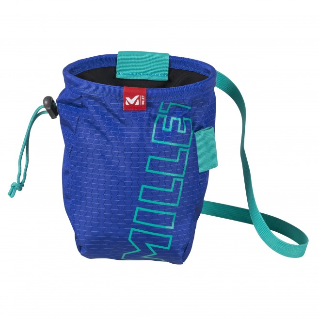 Rock land bag - climbing - purple ERGO CHALK BAG Millet