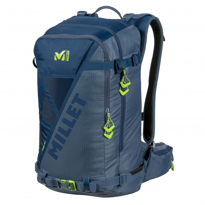 Backpack - ski touring - navy-blue NEO 30 Millet