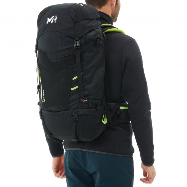 backpacks - black UBIC 45 MBS Millet 3