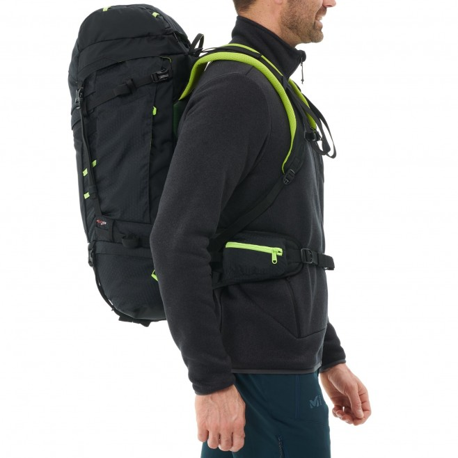 backpacks - black UBIC 45 MBS Millet 4