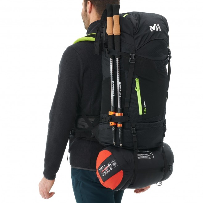 backpacks - black UBIC 45 MBS Millet 6