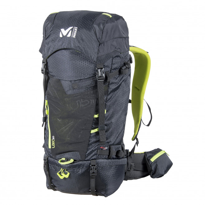 Backpack - black UBIC 30 Millet