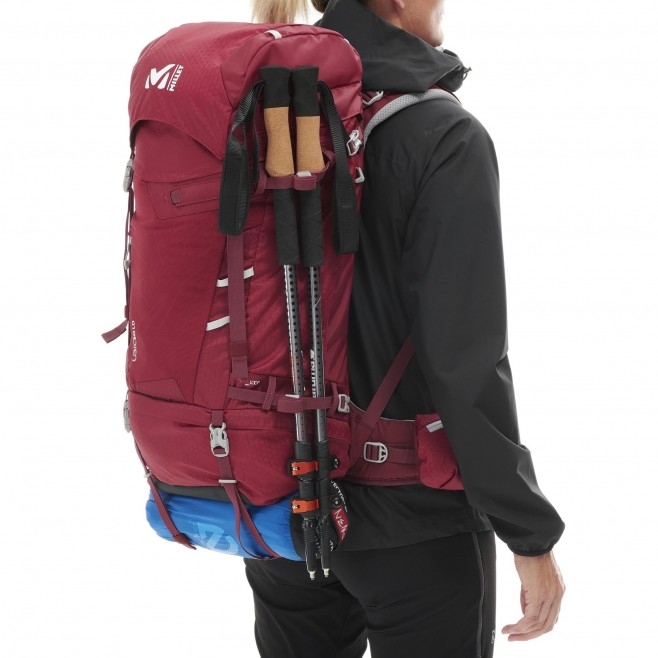 Women's Backpack  -  red UBIC 30 W Millet