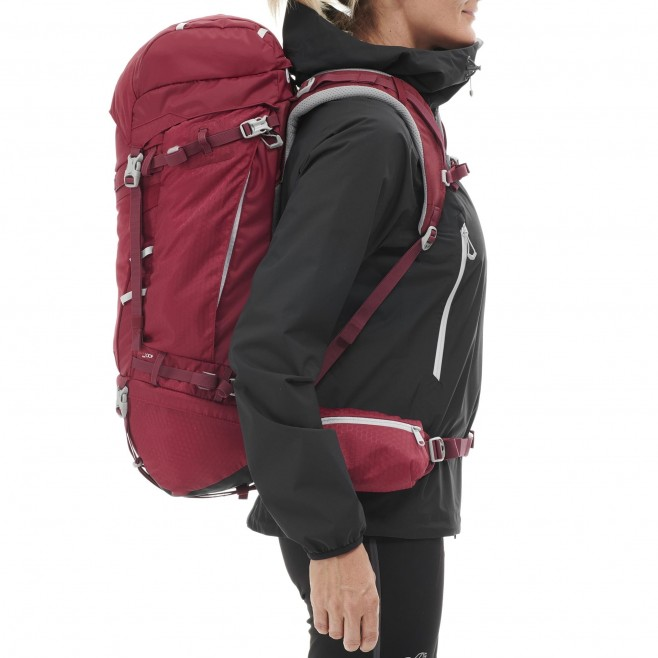 Women's Backpack  -  red UBIC 30 W Millet 2