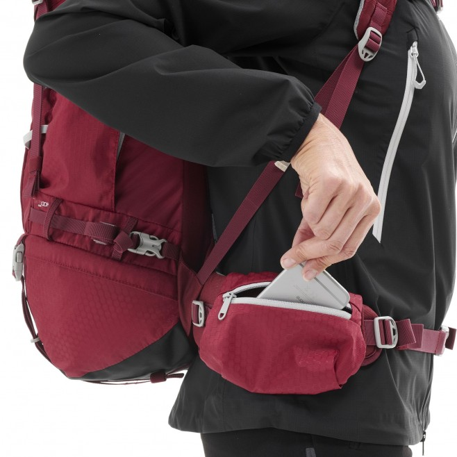 Women's Backpack  -  red UBIC 30 W Millet 3