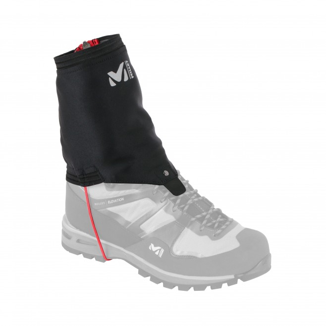 Gaiters - black ELEVATION GAITERS Millet
