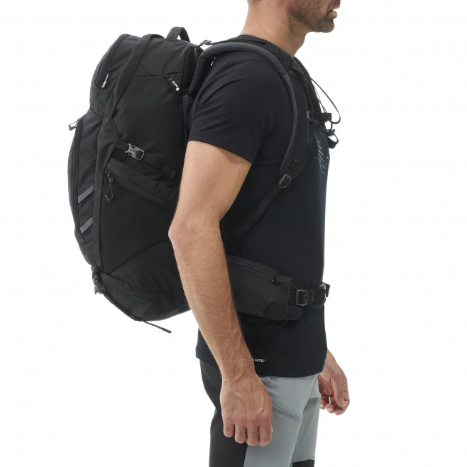 Backpack  -  black HANANG 40 Millet 2