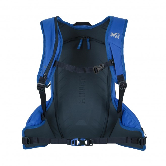 backpacks - blue STEEP PRO 27 Millet 2