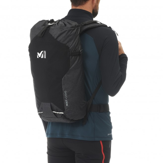 Backpack - 25 liters - black MIXT 25+5 Millet 14