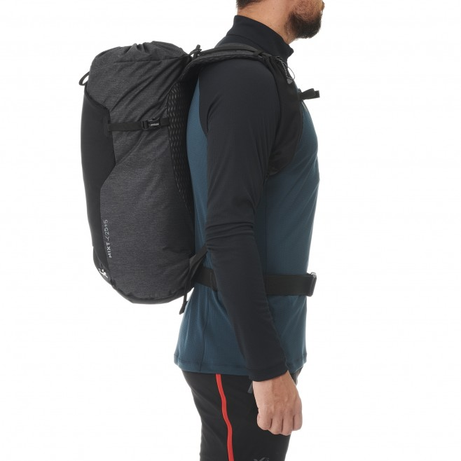 Backpack - 25 liters - black MIXT 25+5 Millet 16
