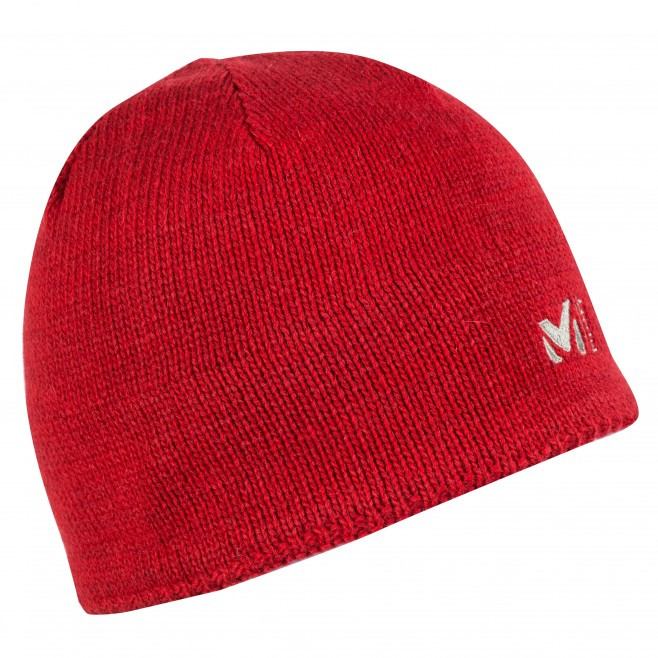 3eee01563f46b Men s beanie - mountaineering - red TYAK BEANIE Millet ...